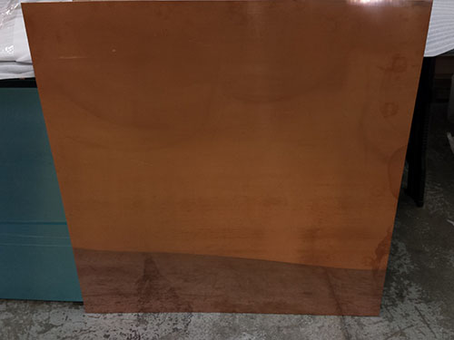 Bronze Sheet Metal Sheets Limited