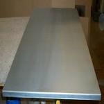 zinc-table-top-matte-finish
