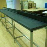 hotel-chocolate-tray-slide-counter-aged-zinc