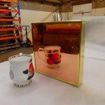 mirror-copper-panel-with-brass-edge-trim