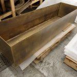 aged-brass-planter