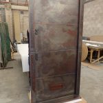 bronzed-copper-front-door-and-frame