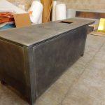aged-patina-zinc-reception-desk