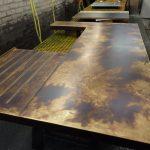 bronzed-brass-sink-drainer