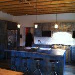 aged-zinc-clad-kitchen